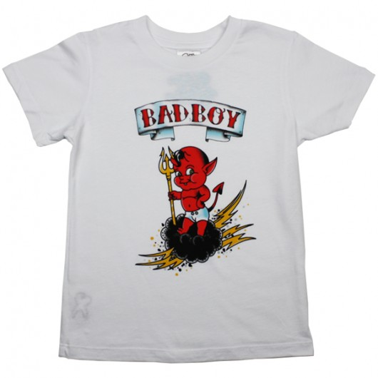 Bad Boy kinder shirt