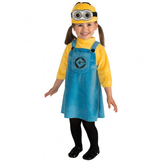 Despicable me Minions Girl kostuum kind