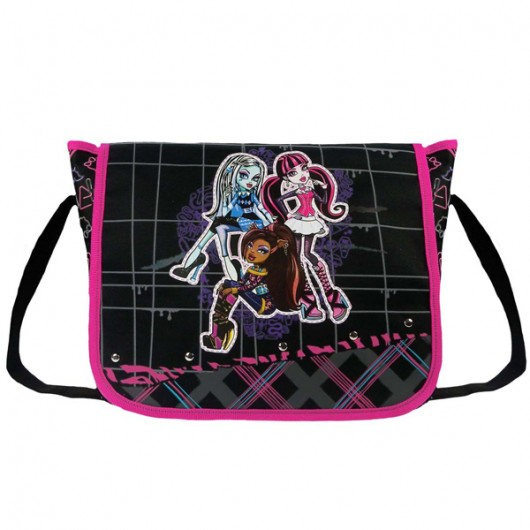 Monster High schoudertas kind