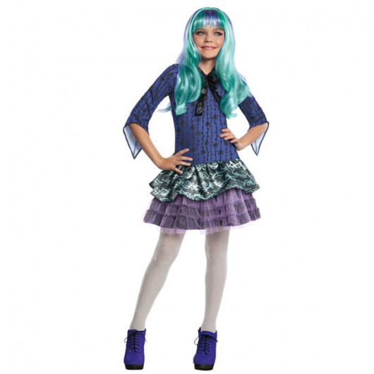 Monster High Twyla kostuum kind