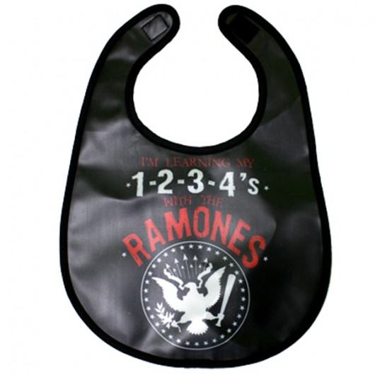 Ramones learning 1 2 3 slabber