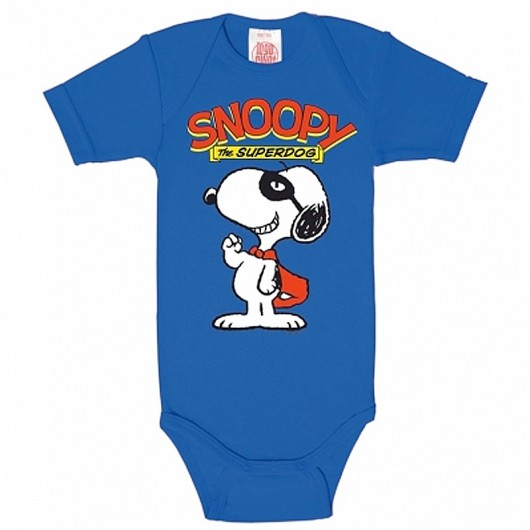 Snoopy baby rompertje