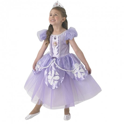 Prinses Sofia the first premium kostuum kind