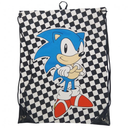 Sonic kinder gym rugtas