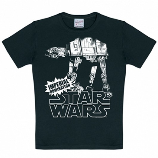 Star Wars AT AT kinder shirt