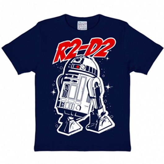 Star Wars R2-D2 kinder shirt