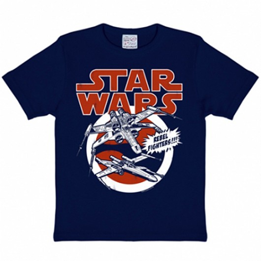 Star Wars X-Wings kinder shirt