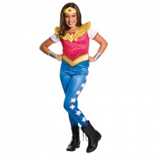 Wonder Woman DC SHG kostuum kind