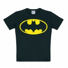 Batman logo kinder shirt