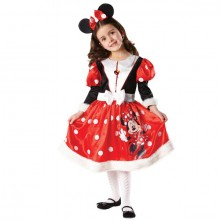 Minnie Mouse winter wonderland kostuum kind