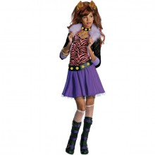 Monster High Clawdeen Wolf kostuum kind