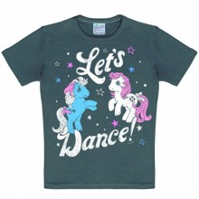 My little pony dance kinder shirt roze
