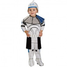 Star Wars Clone trooper Captain rex kostuum baby