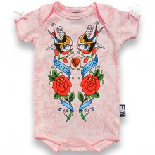 Forever together Six Bunnies romper